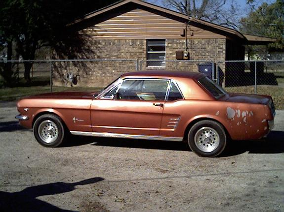 Another 04GTstang 1966 Ford Mustang post... - 2528433