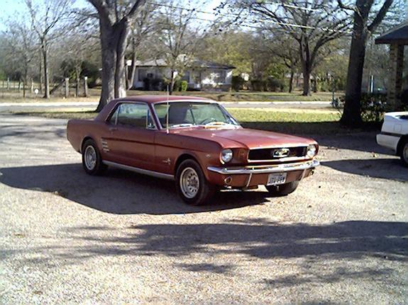 Another 04GTstang 1966 Ford Mustang post... - 2528434