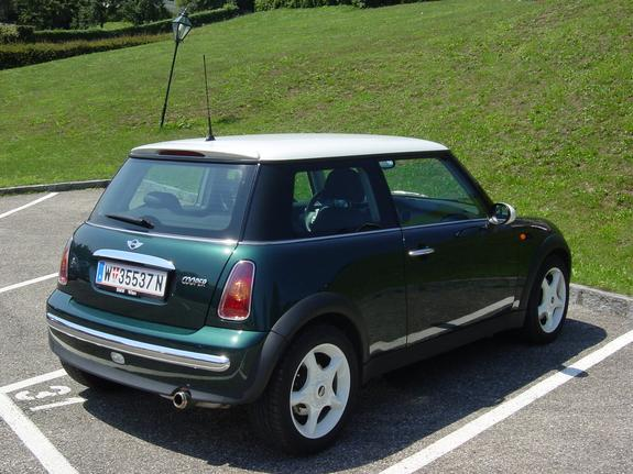 oetty 2002 mini cooper specs photos modification info at cardomain. Black Bedroom Furniture Sets. Home Design Ideas