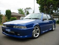 ULOOKD 1987 Holden Commodore