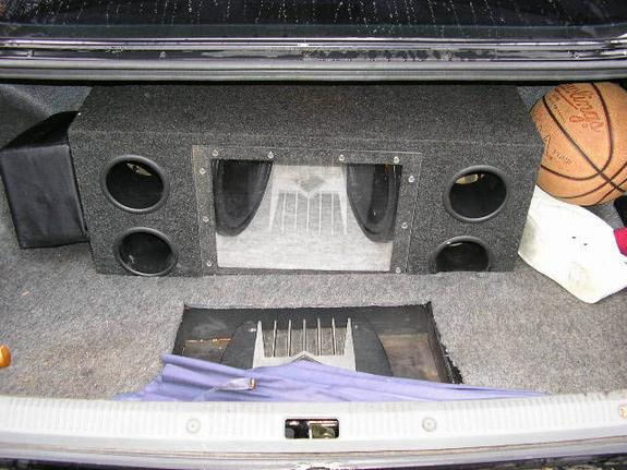 Help with wiring amp to two subs