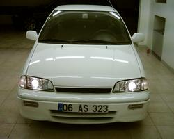 melek 1996 Suzuki Swift