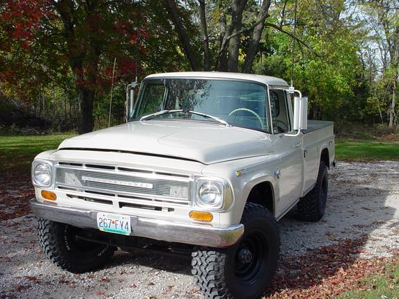 69hauler 1968 International Scout II Specs, Photos