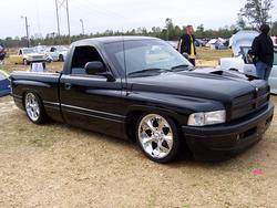 BAGGED98SSTs 1998 Dodge Ram 1500 Regular Cab