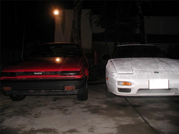 Another DI21F7 1991 Nissan 240SX post... - 2559250