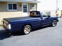 TK1990 1990 Chevrolet S10 Regular Cab