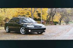 kontofoshos 1999 Ford Contour