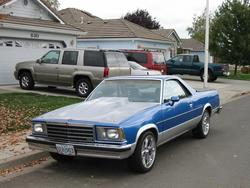 mike_301 1979 Chevrolet El Camino