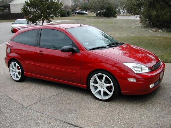 Freestyla 2001 Ford Focus Specs Photos Modification Info