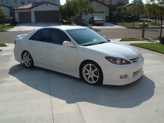 Another justinliu1980 2003 Toyota Camry post... - 2576259