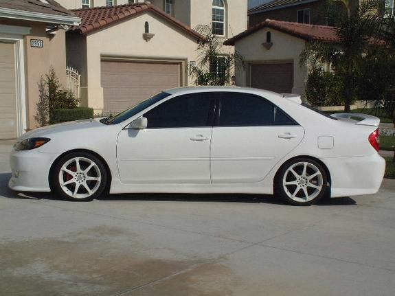 Another justinliu1980 2003 Toyota Camry post... - 2576260