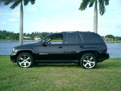 450364 2003 Chevrolet TrailBlazer