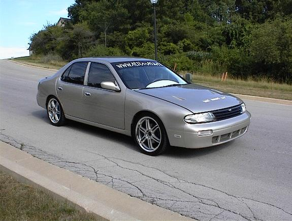 Another rossfricke 1996 Nissan Altima post... - 2583414