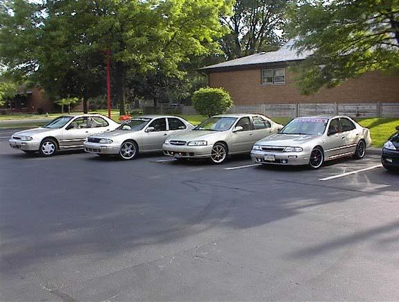 Another rossfricke 1996 Nissan Altima post... - 2583424