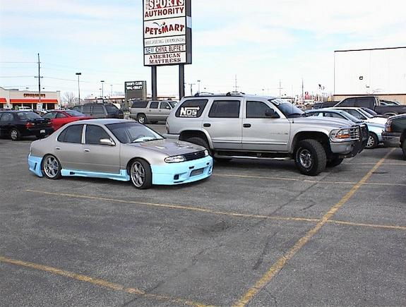 Another rossfricke 1996 Nissan Altima post... - 2583509