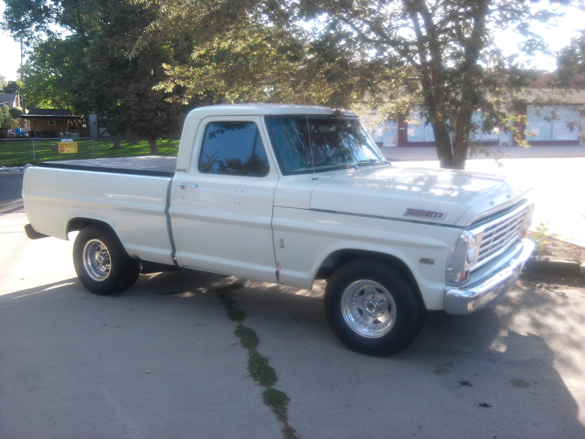 west_matthew 1967 Ford F150 Regular Cab 2585053