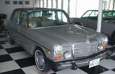 Another Grimsby 1974 Mercedes-Benz S-Class post... - 2587162