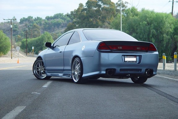 maov6coupe 2001 Honda Accord Specs Photos Modification Info at
