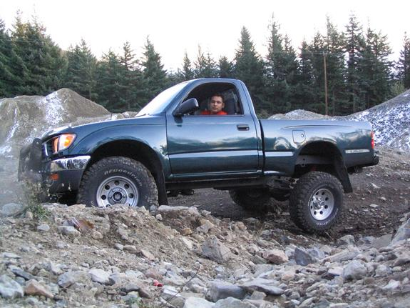 Little_Monsta 1995 Toyota Tacoma Xtra Cab