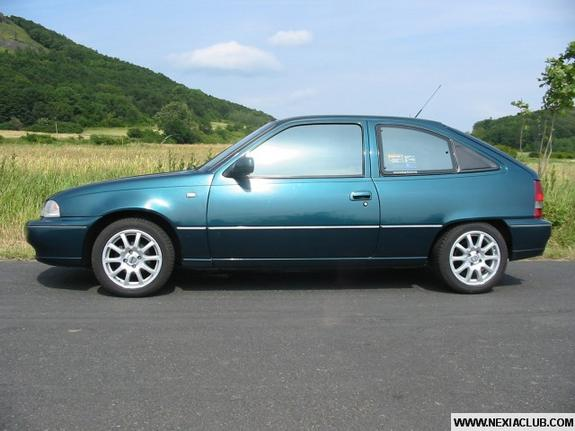 CzechNexiaClub 1997 Daewoo Lanos Specs, Photos, Modification Info at