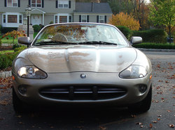 bjakovcics 1998 Jaguar XK Series