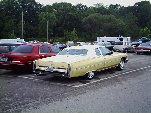 Another big_abe 1975 Cadillac DeVille post... - 2593296