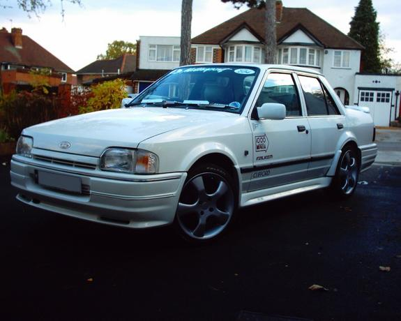 Maniacbart 1991 Ford Orion Specs Photos Modification Info At