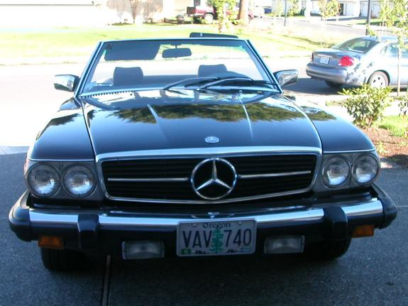 michellestoy 1980 mercedes benz sl class specs photos modification info at cardomain. Black Bedroom Furniture Sets. Home Design Ideas