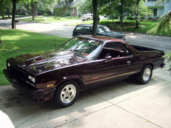 Storm49s 1984 Chevrolet El Camino