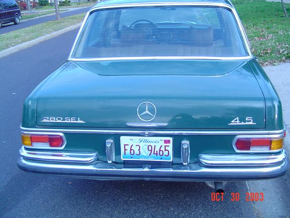 Another 150cox 1972 Mercedes-Benz S-Class post... - 2600447