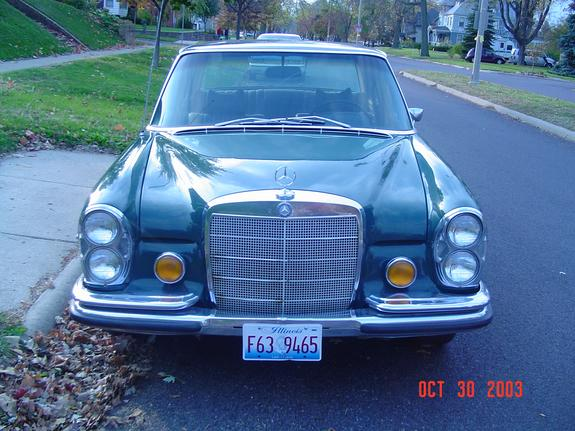 Another 150cox 1972 Mercedes-Benz S-Class post... - 2600448