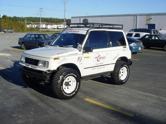 Another Nathan_fletcher 1991 Chevrolet Tracker post... - 2601620