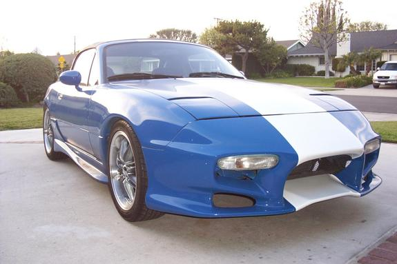 Another alfredlandicho 1990 Mazda Miata MX-5 post... - 2603005