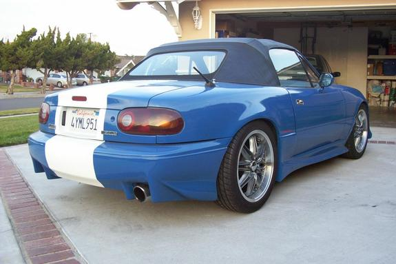 Another alfredlandicho 1990 Mazda Miata MX-5 post... - 2603007