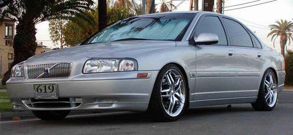 qunit 2002 Volvo S80 Specs, Photos, Modification Info at CarDomain