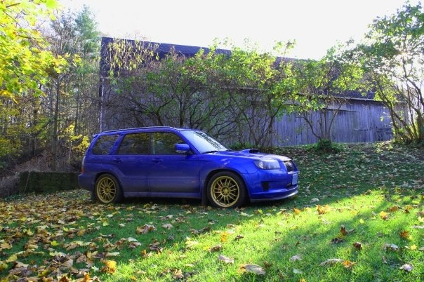 Another Duderotomy 2007 Subaru Forester post... - 2605723