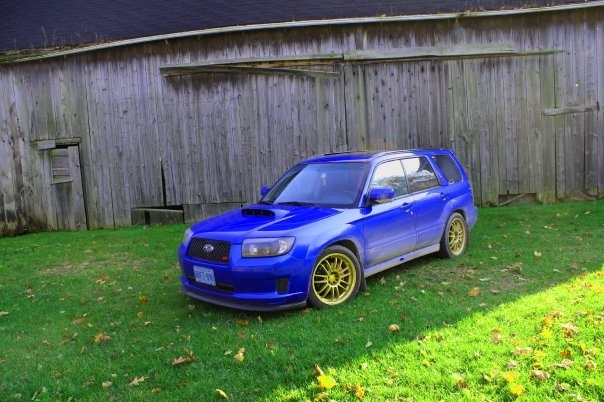 Another Duderotomy 2007 Subaru Forester post... - 2605724