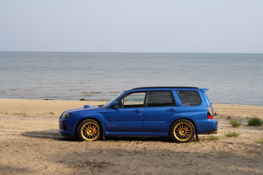 Another Duderotomy 2007 Subaru Forester post... - 2605745