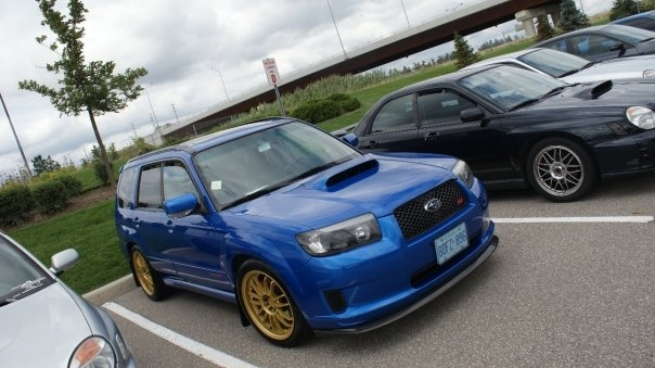 Another Duderotomy 2007 Subaru Forester post... - 2605747