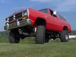 RedRamcharger 1982 Dodge Ramcharger