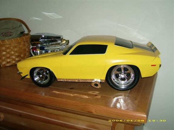 Another 73project 1973 Chevrolet Camaro post... - 2612663