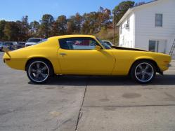 73projects 1973 Chevrolet Camaro