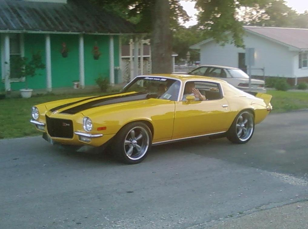 Another 73project 1973 Chevrolet Camaro post... - 2612716