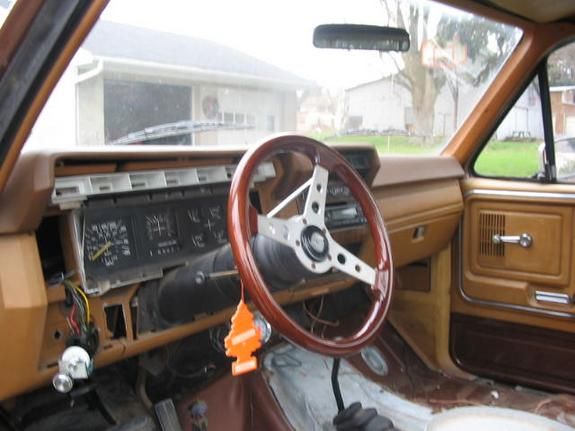 rebelwarrior 1980 ford f150 regular cab specs  photos 1980 ford bronco gas mileage Full Size Bronco Interior