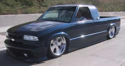 xtremelows 2001 Chevrolet S10 Regular Cab