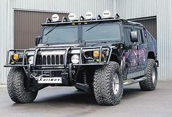 wolfhummers 2000 Hummer H1