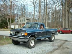 88ford50 1988 Ford F150 Regular Cab