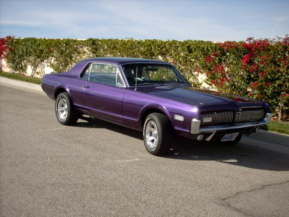 Another friskykitty 1968 Mercury Cougar post... - 2632688