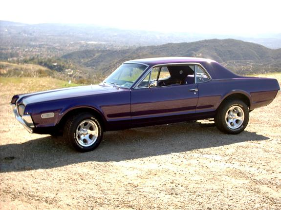 Another friskykitty 1968 Mercury Cougar post... - 2632733