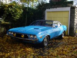 72babyblues 1972 Dodge Challenger